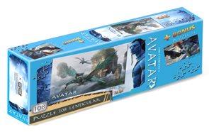 Puzzle MIX 108 3D/54 Avatar
