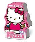 Puzzle Mini 54 dílků v krabičce - Hello Kitty II.