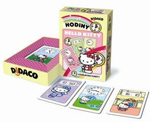 DIDACO - Hodiny - Hello Kitty