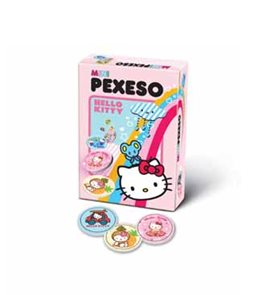 Mini pexeso - Hello Kitty