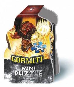 Puzzle Mini 54 dílků v krabičce - Gormiti II.