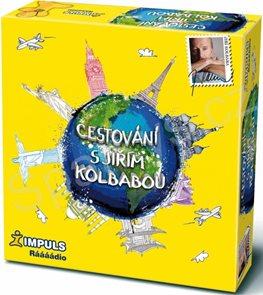Cestování s Jiřím Kolbabou - Společenská hra