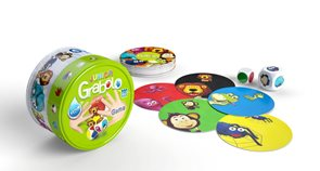 Grabolo Junior - postřehová karetní hra