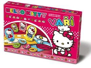 Hello Kitty - vaří - společenská hra
