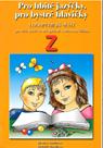 Pro hbité jazýčky - logopedický sešit Z