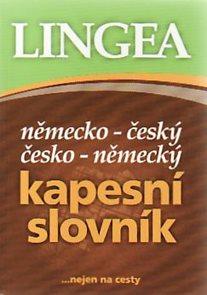 Německo-český a česko-německý kapesní slovník 2.v.