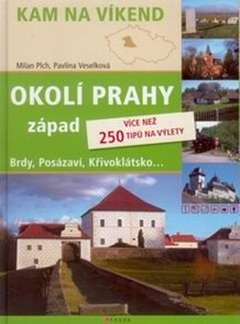 Kam na víkend - Okolí Prahy -západ- pr. CP