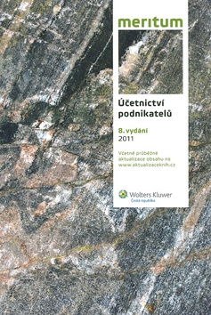 Účetnictví podnikatelů 2011 - Meritum - kolektiv autorů