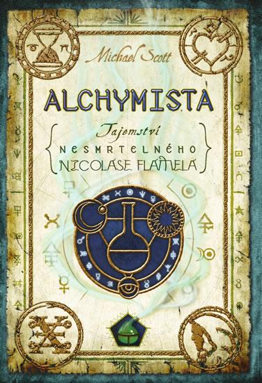 Alchymista - Tajemství nesmrtelného Nicolase Flamela - 2. vydání - Scott Michael - 15,5x21,7