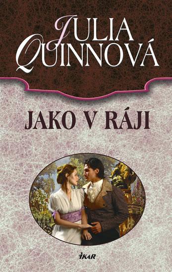Jako v ráji - Quinnová Julia - 13,2x20,7