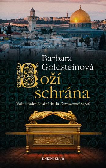 Boží schrána - Goldsteinová Barbara - 13x21 cm