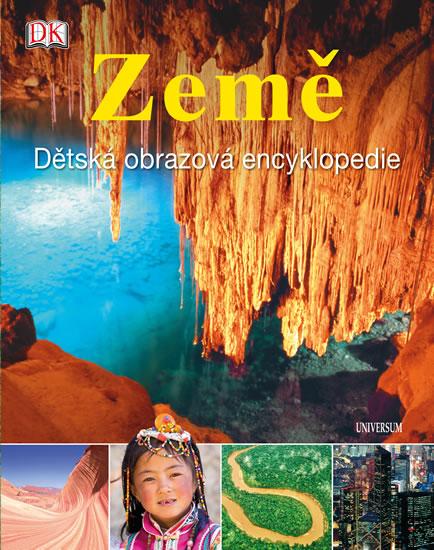 Země - Dětská obrazová encyklopedie - neuveden - 22x28