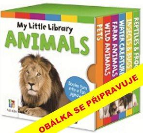 Moje knihovnička - Zvířata