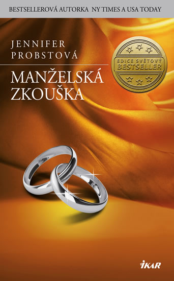 Manželská zkouška - Probstová Jennifer - 13x21