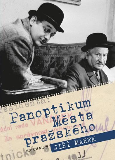 Panoptikum Města pražského - Marek Jiří - 12x16