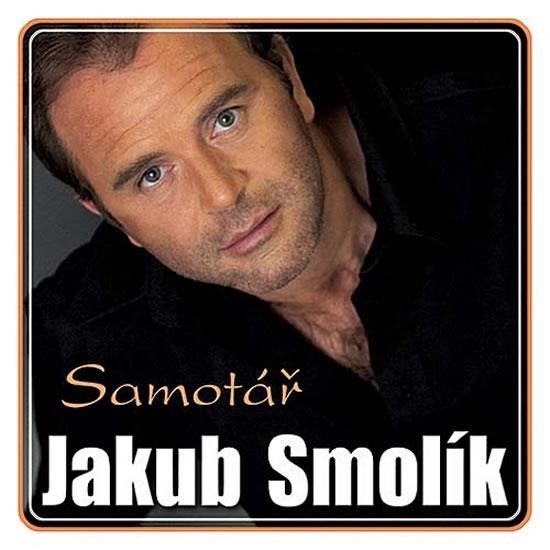 Jakub Smolík - Samotář - CD - neuveden - 12,5x14,2