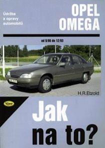 Opel Omega - 9/86 - 12/93 - Jak na to? - 28.