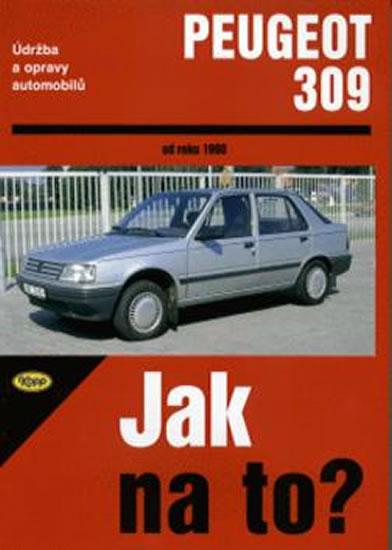 Peugeot 309 od 1990 - Jak na to? - 27. - neuveden - 20,5x28,7