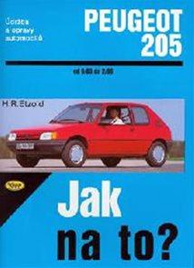 Peugeot 205 - 9/83 - 2/99 - Jak na to? - 6.