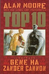 Top 10 - kniha první