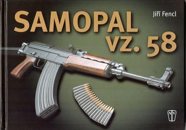 Samopal vz. 58 - Fencl Jiří - 16,5x23,4