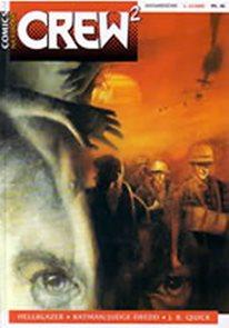 Crew2 - Comicsový magazín 13/2005