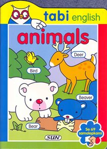 Tabi English - Animals