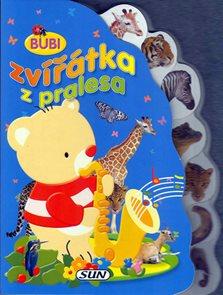 Bubi - Zvířátka z pralesa