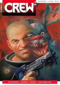 Crew2 - Comicsový magazín 15/2005