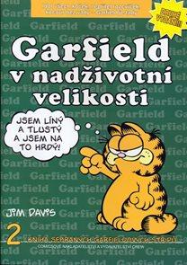 Garfield v nadživotní velikosti (č.2) - 2. vydání