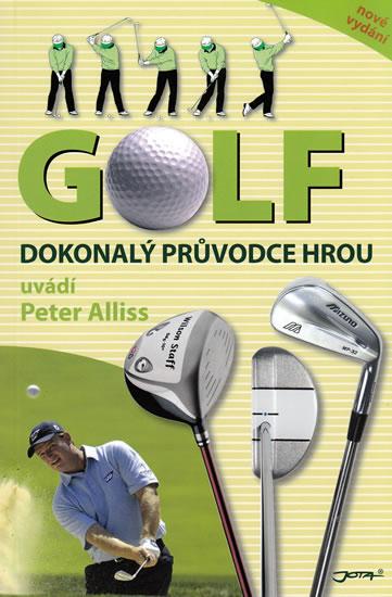 Golf - Dokonalý průvodce hrou - Alliss Peter - 14x21