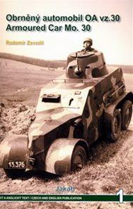 Obrněný automobil OA vz.30 Armoured Car Mo.30