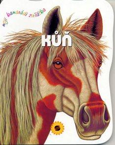 Kůň - Moji kamarádi zvířátka