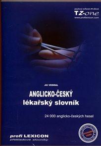 Anglicko-český lékařský slovník - CD-ROM