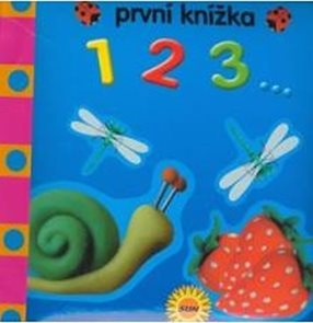 První knížka - 1,2,3...