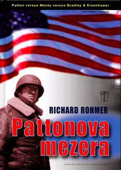 Pattonova mezera - Rohmer Richard - 15x21