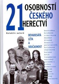 21 osobností českého herectví