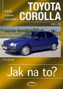 Toyota Corolla - 8/92 -1/02 - Jak na to? - 88.