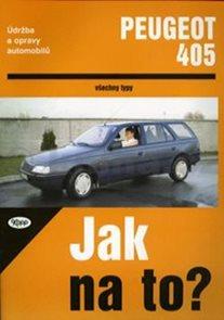 Peugeot 405 do 1993 - Jak na to? - 21.