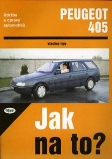 Peugeot 405 do 1993 - Jak na to? - 21. - neuveden - 20,6x28,6