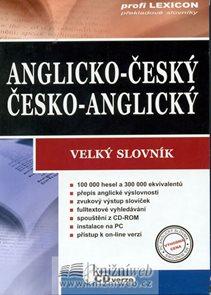 AČ-ČA velký slovník + CD verze (profi lexikon) - 2.rozš.vydání