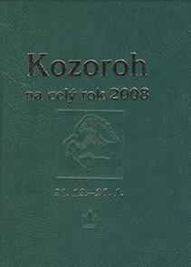 Horoskopy - Kozoroh na celý rok 2008