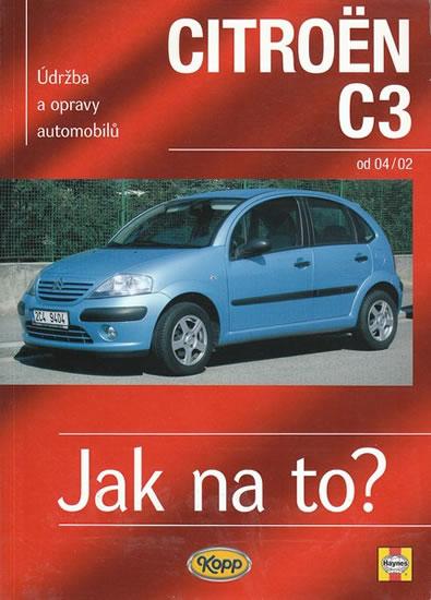 Citroën C3 od 2002 - Jak na to? - 93. - Mead John S. - 20,5x28,5