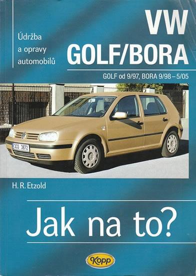 VW Golf IV/Bora od 9/97 - Jak na to? - 67. - Etzold Hans-Rudiger Dr. - 20,5x28,5