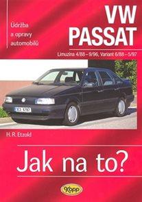 VW PASSAT 4/88 - 5/97 - Jak na to? - 16.