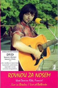 Rovnou za Nosem + DVD