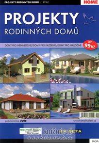 Projekty Rodinných domů 2008 Podzim/Zima