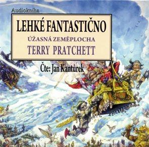 Lehké fantastično - 8CD Druhá audiokniha série Úžasná Zeměplocha)