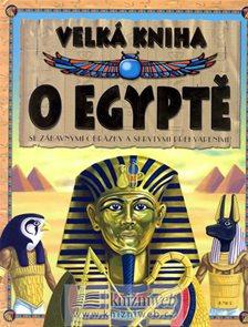 Velká kniha o Egyptě - se zábavnými obrázky a skrytými překvapeními!