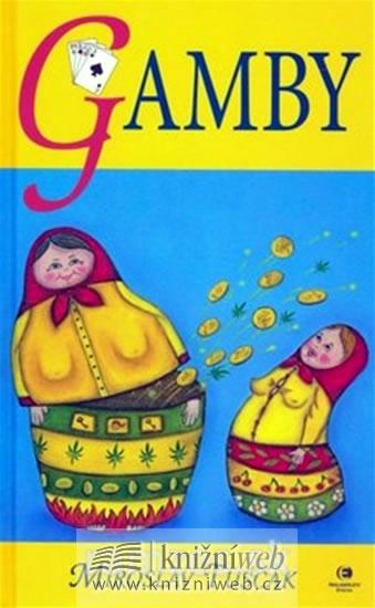 Gamby - Hráčky 2 - Tuščák Miroslav - 12,6x20,2